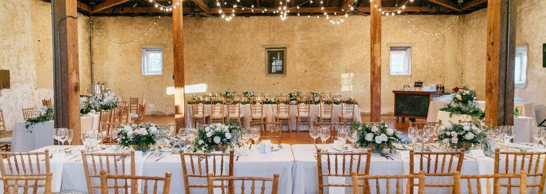 audubon weddings special events partyspace james john center