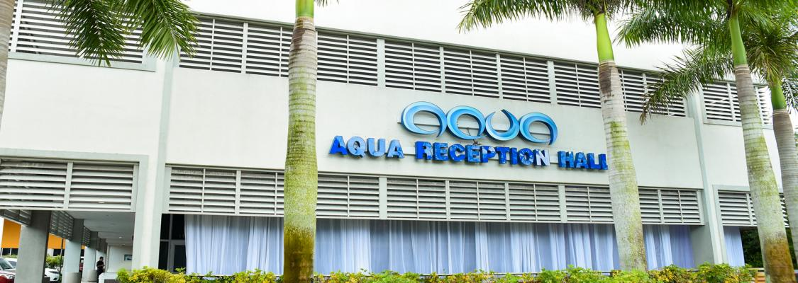 Aqua Reception Hall Main Image