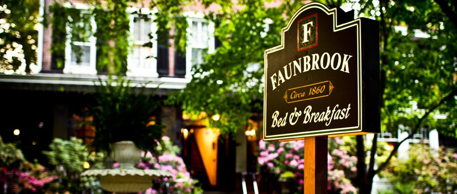 Faunbrook Bed Breakfast Main Image