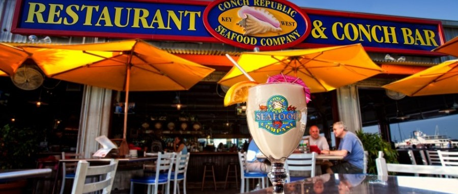 Conch Republic Seafood Company Main Image