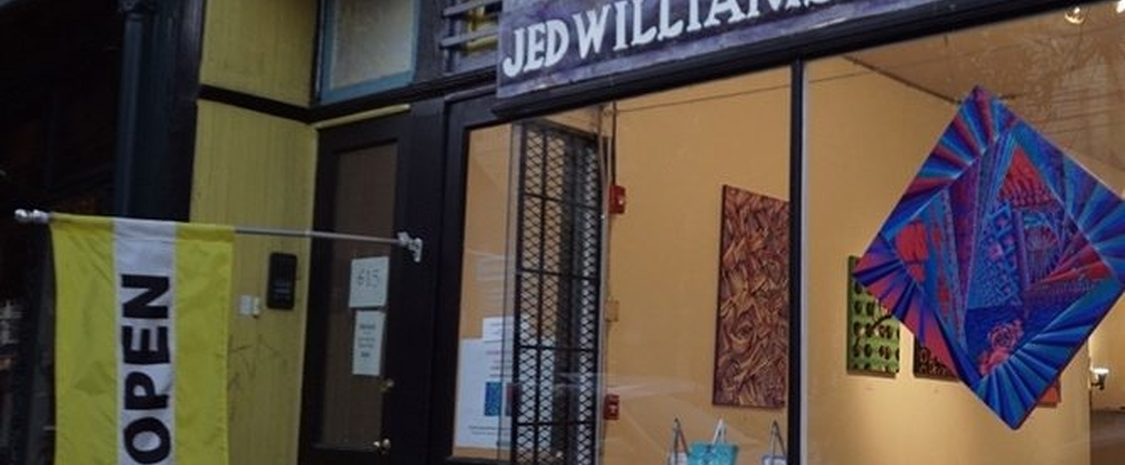 Jed Williams Gallery Main Image