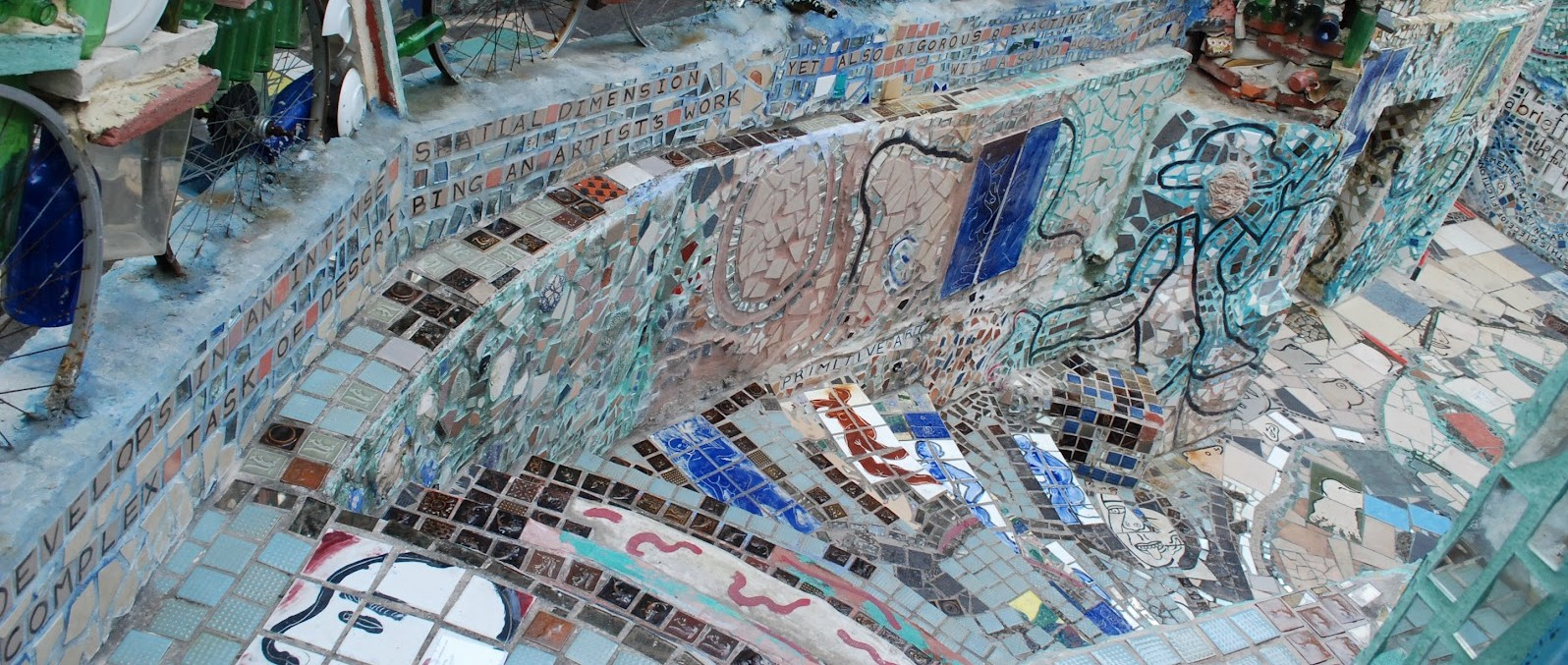 Philadelphia's Magic Gardens Main Image
