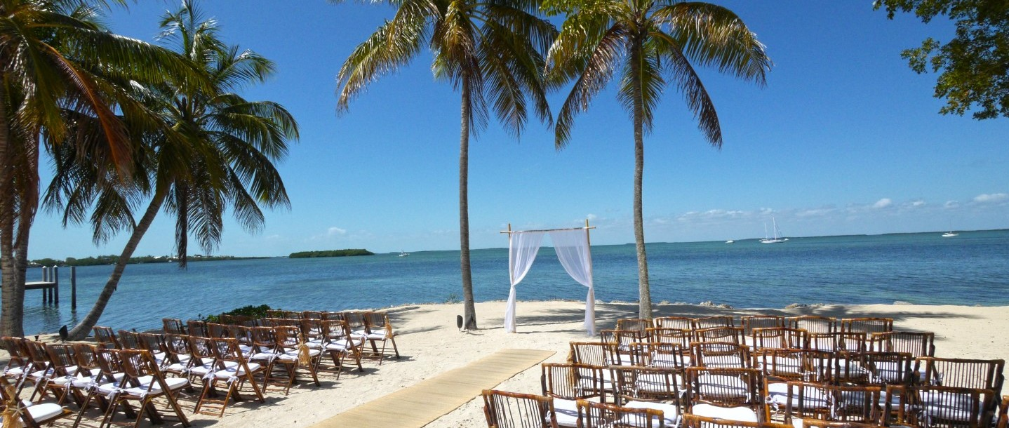 Key Largo Lighthouse Beach Weddings Main Image