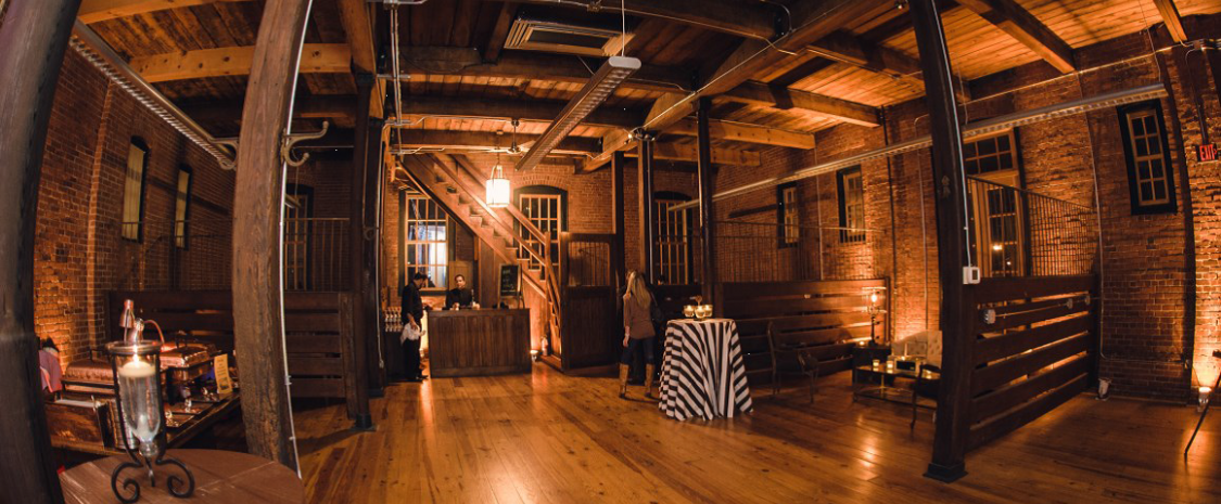 The New Liberty Distillery Partyspace