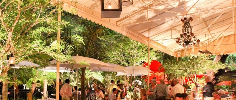 Peacock Garden Cafe Event Menu