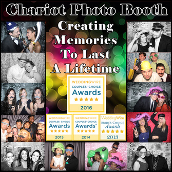 Chariot Photo Booths Preview