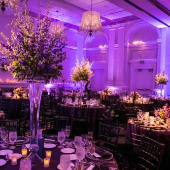 Philadelphia wedding venues and vendors partyspace le meridien philadelphia preview junglespirit Gallery
