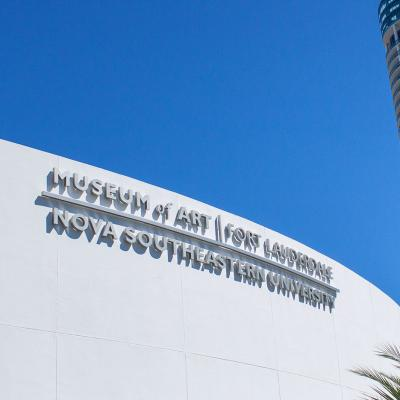 NSU Art Museum Fort Lauderdale Preview